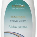 Cremă de duș Boutique Faimos